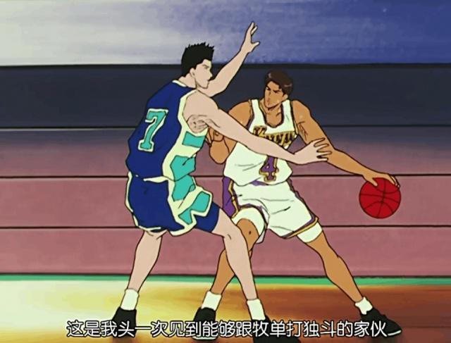 如此飘逸的锋卫摇摆人,为何在《街头篮球》中如此拉胯?